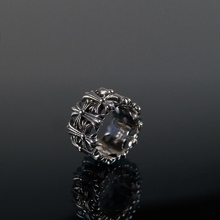 92719 CH 세메터리 크로스 반지 (Silver)