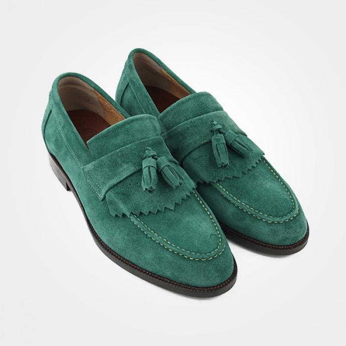 80386 HM-YB001 Shoes (Green)