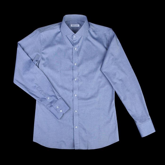 80958 No.03-a 프리미엄 제니스 셔츠 (Sky Blue)