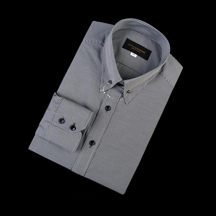 92168 No.04-B 칼라바 전용 셔츠 (Black)