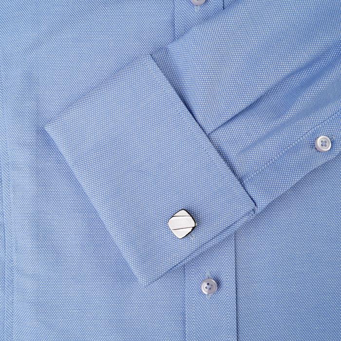 54578 No.293 프리미엄 옥스퍼드 커프스 셔츠 (Blue)