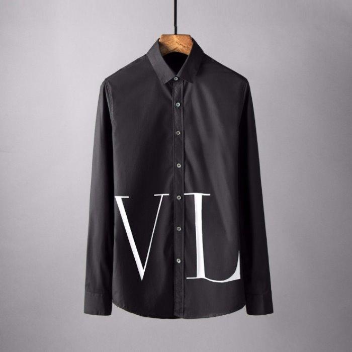 106849 VA 고저스라인 시그니처 빅로고 셔츠 (2Color)