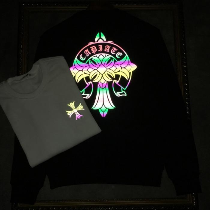 108328 시그니처 크로스로고 포인트 맨투맨 티셔츠 (2Color)