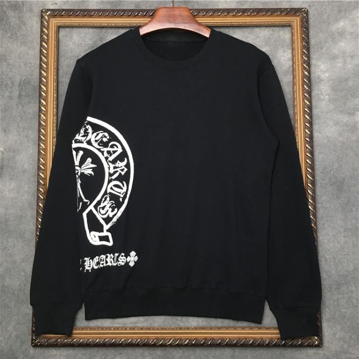 110229 사이드 서클 크로스 레터링 라운드넥 맨투맨 티셔츠