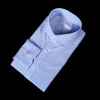 76134 No.48 프리미엄 옥스포드 윈저 카라 셔츠 (Blue)
