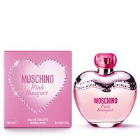 -MOSCHINO- 83014 모스키노 핑크 부케 (여성용)