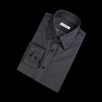 87399 No.54-a 프리미엄 솔리드 셔츠 (Gray)
