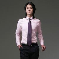 88878 No.72-A 프리미엄 커프스버튼 전용 셔츠 (Pink)