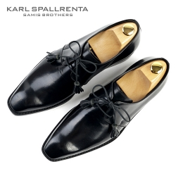 - KARL SPALLRENTA - 92880  태슬레이스 프리미엄 슈즈 (Black)
