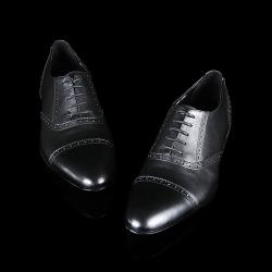 52445 No.5058 excellent 펀칭라인 classic Shoes (2color)