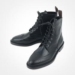 85256 HM-RS051 Shoes (Black)