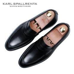 - KARL SPALLRENTA - 93159 페니 프리미엄 슈즈 (Black)