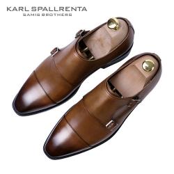 - KARL SPALLRENTA - 수제화샘플균일가 (Brown/260,265)