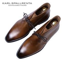 - KARL SPALLRENTA - 93186 데저트 부츠 (Brown)