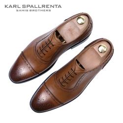 - KARL SPALLRENTA - 수제화샘플균일가 (Brown/255,265)