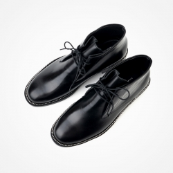 93317 AW 지퍼 처카 슈즈 (Black)