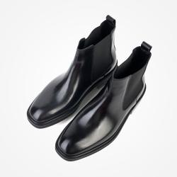 94182 LV 샤크솔 첼시부츠 (Black)