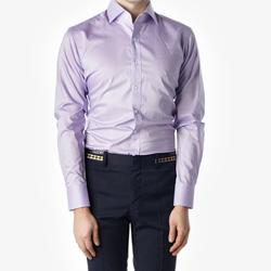 89006 No.78-A 프리미엄 솔리드 셔츠 (Purple)