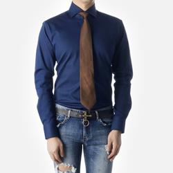 89734 No.93-A 데님 셔츠 (Blue)