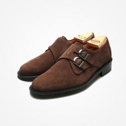 94790 Premium FA-200 Monk strap Shoes (2Color)
