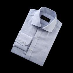 95670 프리미엄 잔스트라이프 한산모시 셔츠 (4Color)