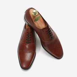 81140 Premium FA-012 Shoes (Brown)