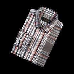 96657 프리미엄 체크 셔츠 (Pink)