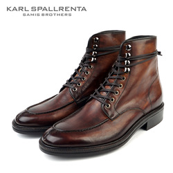- KARL SPALLRENTA - 97028 Y팁 프리미엄 부츠 (Brown)