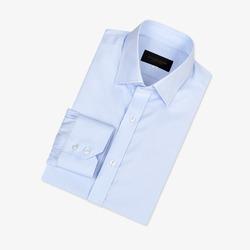 97694 프리미엄 기본 셔츠 (Sky Blue)