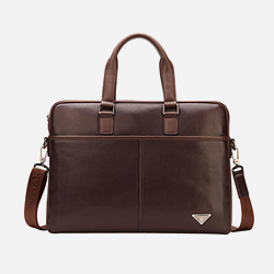 -BOSTANTEN-98103 서류가방 (Brown)