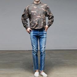 97506 YE 카무플라주 롱 티셔츠 (Camo)