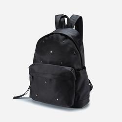 99750 크로스 스터드라인 백팩 (Black)
