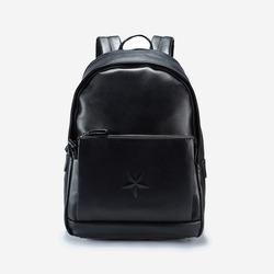 99924 GI 미니멀 음각라인 백팩 (Black)
