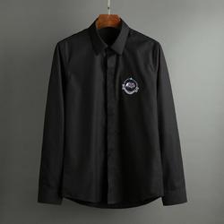 100398 GI 앵그리몽키 히든버튼 셔츠 (2Color)