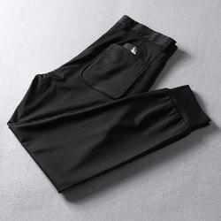101140 미니멀라인 트레이닝 팬츠 (Black)