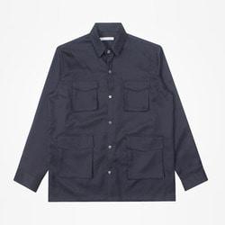 101685 밀리터리 멀티 포켓 셔츠 (3Color)