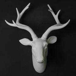 103337 노르딕 사슴머리 벽걸이 장식품 (6Type)