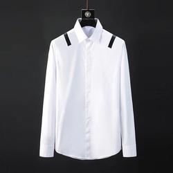 105095 숄더 배색라인 셔츠 (2Color)