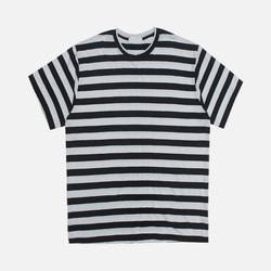 105388 소프트 단가라 하프 티셔츠 (4Color)