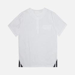 105466 사이드포인트 헨리넥 하프 셔츠 (3Color)