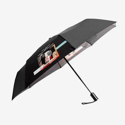 105698 크리에이티브 아트웍 디자인 우산 (Black)