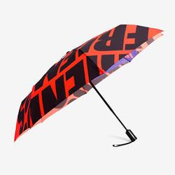 105708 유니크틱 프렌즈 패턴 우산 (Orange)