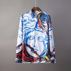 105802 VE 스테인컬러 마스터피스라인 히든버튼 셔츠 (White)