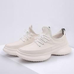 106032 라이니 백포인트 유니크솔 스니커즈 (White)