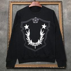 105969 GI 로어리프 스타실드 포인트 맨투맨 티셔츠 (2Color)