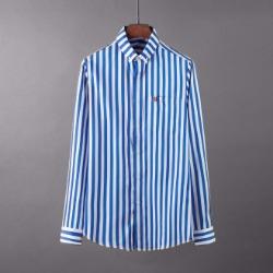 107085 펠릭스라인 스트라이프 다운버튼 셔츠 (3Color)