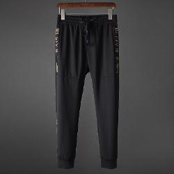 107429 시메트릭 사이드넘버 포인트 트레이닝 팬츠 (Black)
