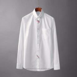 107126 TH 시그니처 컬러 심플트랙 다운버튼 셔츠 (White)