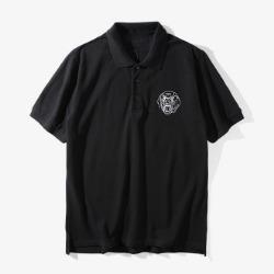 107678 GI 체스트 시그니처 카라 하프 티셔츠 (2Color/3Type)