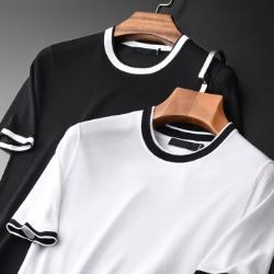 107771 스플렌디드 시보리 트랙포인트 하프 티셔츠 (2Color)